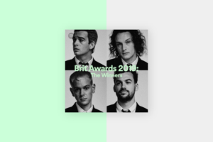 Brit Awards 2019-プレイリスト-mv