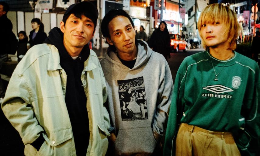 THIS IS JAPAN、愛はズボーン、FRSKID鼎談。『オルタナコンピ』参加バンド達によるロックンロール談義